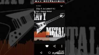 22gz X JuLaded X V.i Gzz - Heavy Metal Remix