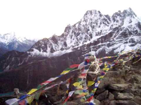 Gokyo Ri (5,357m – 17, 575 ft) Nepal