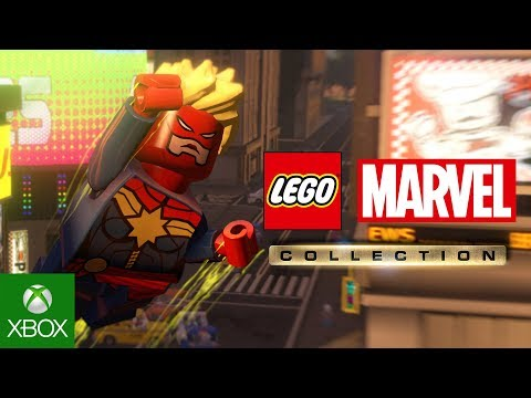 Official LEGO® Marvel Collection Trailer