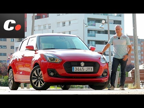 Suzuki Swift 2017 | Prueba / Test / Review en español | coches.net