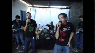 falando serio - cover by banda krypthon