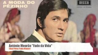 """António Mourão """"Fado da Vida"""""""