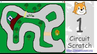Scratch : Circuit voiture 1