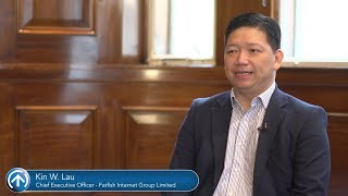 Interview with Fatfish Internet Group CEO Kin W. Lau