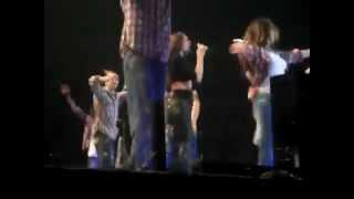 Misha Wizard & Zilenium dancing with Funky G - Samo u snu (Arena - Volim 90-e) 2011
