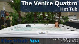 The Venice Quattro 5-Person Hot Tub