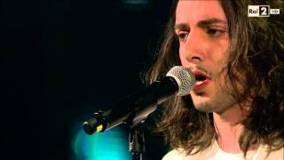 "The Voice IT | Serie 2 | Live 1 | Tommaso Pini canta ""One Day"""