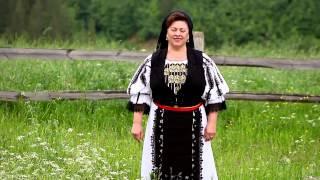 Nineta Popa Ionescu - Sus in varful muntelui, videoclip original