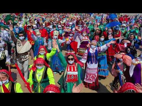 Российская Федерация в лице Республики Башкортостан станет центром мирового фольклора