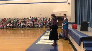 School performance Russian and multicultural music program K-8 Wisconcin
