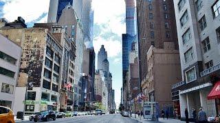 New York City in September