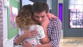 Violetta 2 : León consuela a Violetta - Capitulo 51