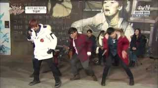 "140206 [ENG SUB] MBLAQ Seungho - ""Mona Lisa"" Dance @ Paldo Wandering Band Ep.10 엠블랙 승호 팔도방랑밴드"