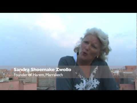 PURE Life Experiences TV Interview – Sandra Zwollo – Founder, Harem, Marrakech