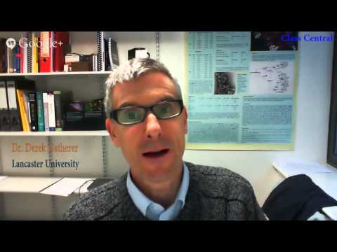 Dr. Derek Gatherer on Ebola Virus Symptoms