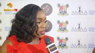 BISOLA AIYEOLA'S DAUGHTER IS SHOWING INTEREST IN ACTING (Nigerian Music & Entertainment)