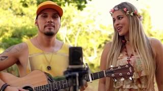 """""""Trevo"""" (Tu) Bob e Amanda (Anavitória ft Tiago Iorc cover)"""