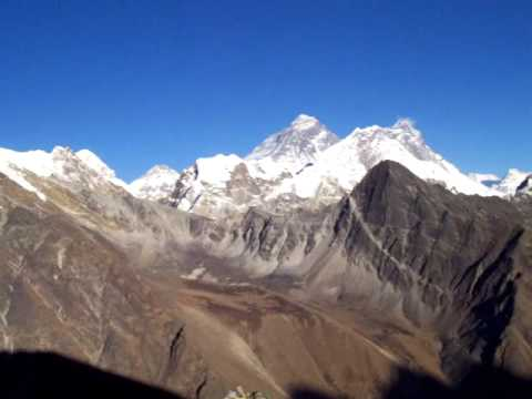 Gokyo Ri 2(5,357m – 17, 575 ft) Nepal