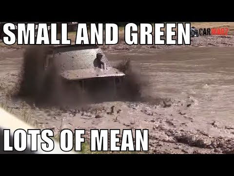 Small And Green But Going Mean At Lutterloh's Spring Mud Bog