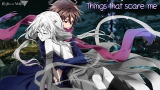 ✧Nightcore - Starving ✗ Our song {Switching Vocals} (lyrics)