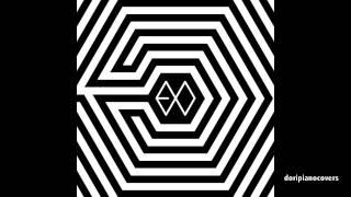 [Piano/Instrumental] EXO - 월광 Moonlight (from Overdose album)