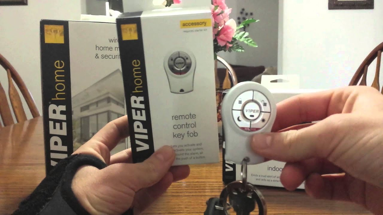 Smart Home Security System Azle TX