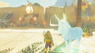 Can Lord of the Mountain Walk in Gerudo Desert? - Zelda Breath of the Wild