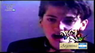PABLO RUÍZ - Espejos Azules (Video Original Sonido Remasterizado ©®)