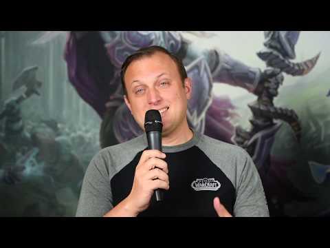 Vorschau auf die BlizzCon 2018 | World of Warcraft (Deutsche Untertitel)