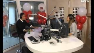 Radio S: Željko Joksimović odgovara na pitanja novinara Evrovizije
