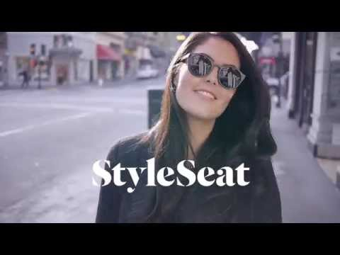 StyleSeat: Instantly book hair & beauty appointments online (15s)