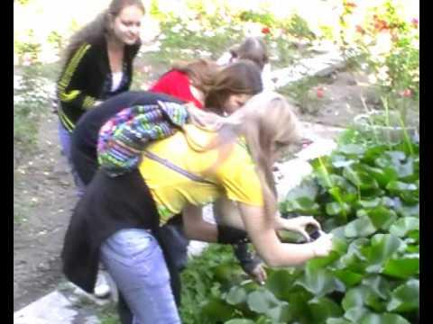 Ruslana All-Ukrainian Fan Club. The Carpathians. Summer-2009. How it was! Part 2