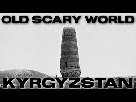 OLD WORLD KYRGYZSTAN Tartarian mysteries. Mud flood evidence.