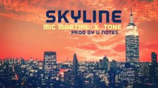 LSMG Mic Martial & Tone - Skyline