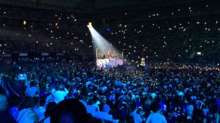 Maná - Vivir sin aire, directo en Barcelona. 2015
