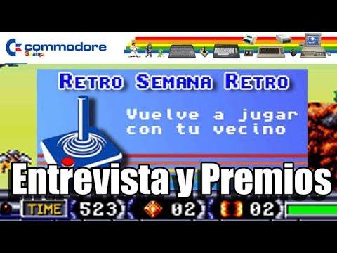 Retrosemana Commodore Spain