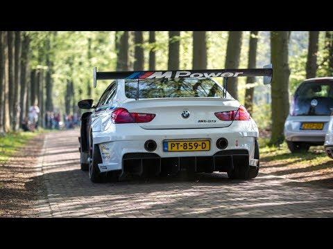 Supercars Arriving - M6 GT3, LaFerrari Aperta, Centenario, Aventador SVJ, 918 Spyder, Veyron,...