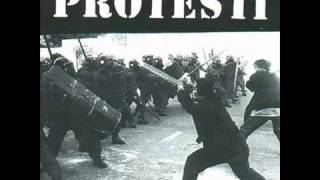 Protesti - Rock Tähdet (hardcore punk Finland)