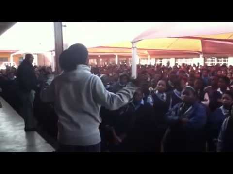 D.Kim in South Africa: Sdu's Testimony