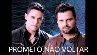 06 - GARCIA & FABIANO - PROMETO NÃO VOLTA  ( OFICIAL )  2013