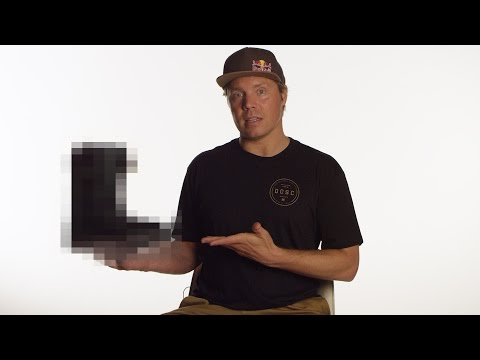 DC SHOES: TRAVIS RICE UNRELEASED BOOT GIVEAWAY