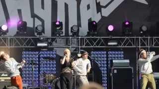 Eminem ft  Polina Legacy hip-hop mayday 2014