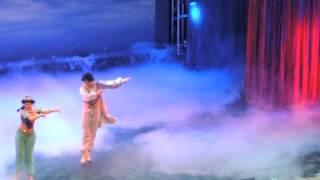 Aladim e Jasmine show Mickey Live Festival - 2013