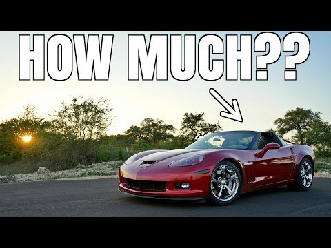 I Paid HOW MUCH for my 2012 Corvette Grand Sport?!