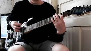 Black Veil Brides-Rebel love song(cover)