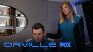 Ed & Kelly Receive Orders From Their Admiral | Season 1 Ep. 12 | THE ORVILLE