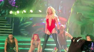 Britney Spears - Toxic Live (Piece of Me 12/19/17)