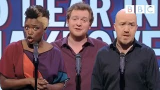 Unlikely Things to Hear in a Makeover Show - Mock the Week - Series 10, Episode 12 - BBC Two