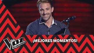 Como enamorar a Tini y Soledad en una canción - #TeamMontaner -La Voz Argentina