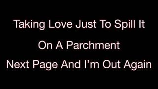Ansel Elgort - Thief Lyrics